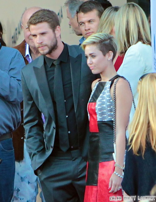 Miley Cyrus And Liam Hemsworth Split: Couple Break Up After Faking Relationship On Red Carpet (PHOTOS)