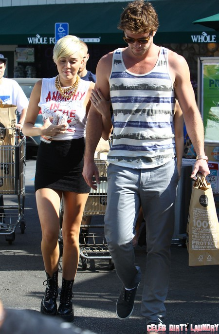 Miley Cyrus and Liam Hemsworth MARRIED: Revealed In March Issue Of Cosmopolitan!