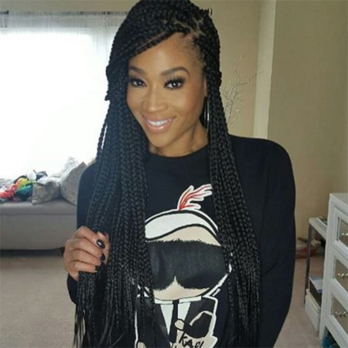 Love & Hip Hop Atlanta's Mimi Faust And Chris Shed Light On Surprising New Lesbian Relationship - Friends And Family Shocked!
