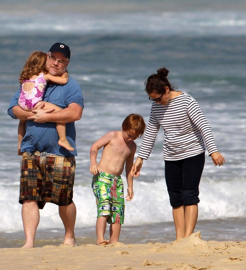 Mimi O'Donnell And Philip Seymour Hoffman's Three Young Children Devastated By His Death