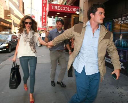 Miranda Kerr And Orlando Bloom Break Up Imminent? 0723