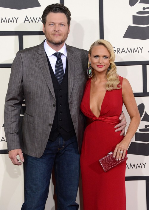 Blake Shelton Says Miranda Lambert No Longer The Woman He Fell In Love With