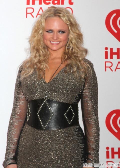 Miranda Lambert And Blake Shelton Struggle To Hold Marriage Together in Face Of Shakira Flirting