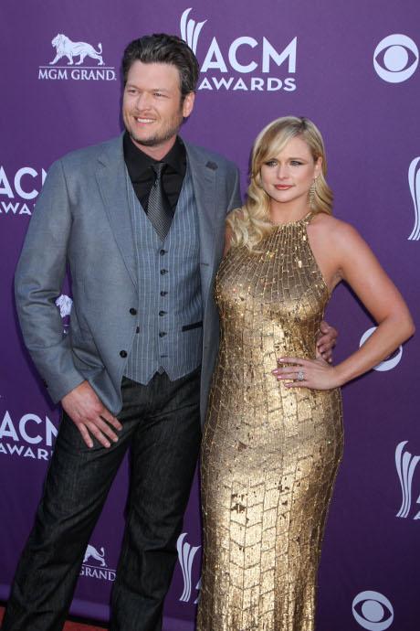 Blake Shelton & Miranda Lambert Hollywood's Biggest Disaster Couple: How Long Before the Split?