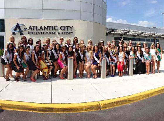 Miss America 2014 Pageant Contestants List (Photos)