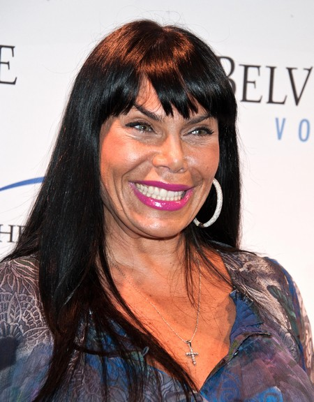 Mob Wives: New Blood Vegas Drug Abuse: Natalie Guercio and Big Ang Cocaine Binge - Alicia DiMichele Pills and Wine