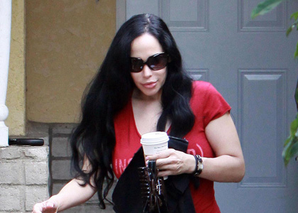 Octomom, Nadya Suleman, Fears Losing Custody Of Children to CPS