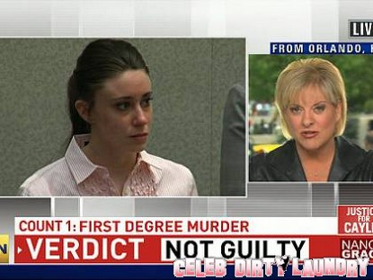 Nancy Grace Addresses Casey Anthony Trial