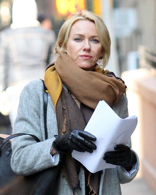 Naomi Watts Finds Love...