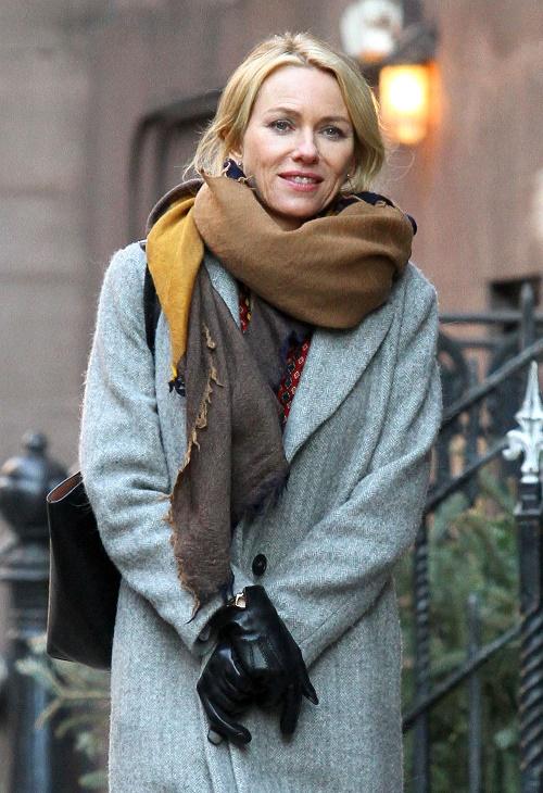 Naomi Watts Finds Love...