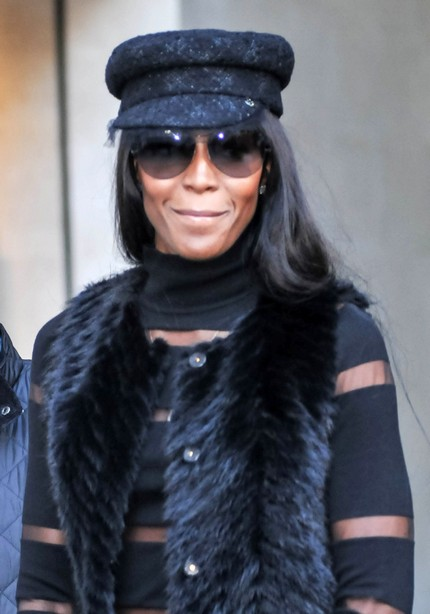 Naomi Campbell Calls Out Victoria Beckham For Racism In Catwalk Shows
