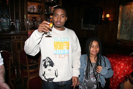 Nas Destroys His Daughter Destiny In Song