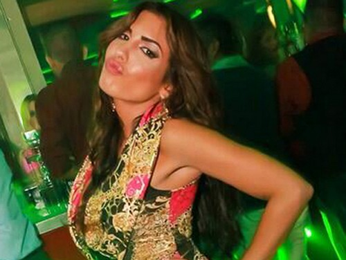 Mob Wives: New Blood's Natalie Guercio Punched In The Face By Strip Club Bouncer