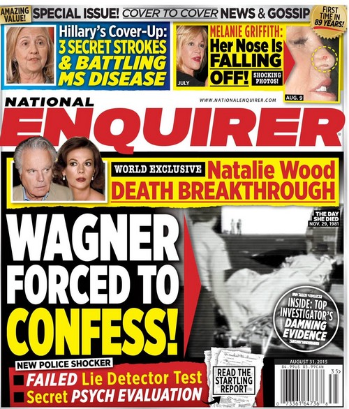 Robert Wagner Shady Lie Detector Test Results Implicate Husband in Natalie Wood's Death?