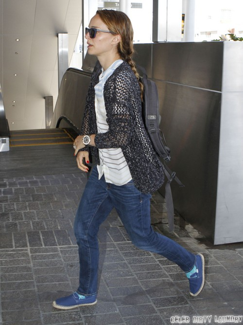 "Natalie Portman's Terrible Temper Rules The Set Of ""Jane Got A Gun"""