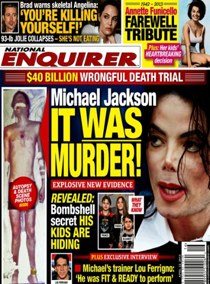 Michael Jackson Murdered - Paris, Prince & Blanket Give Explosive New Evidence (Photo)