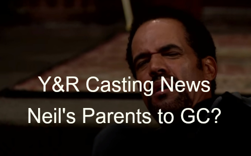 'The Young and The Restless' Spoilers – CBS Casting News – Neil's Parents Coming to Genoa City to Save Son?