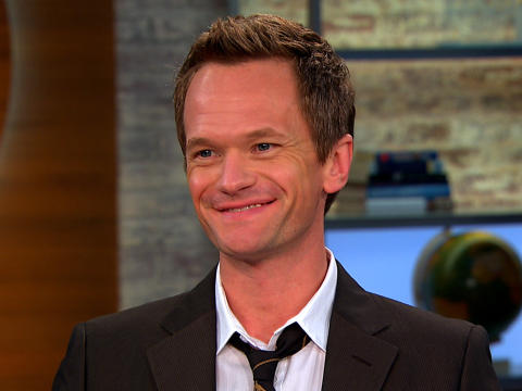 Neil Patrick Harris Steals The Show As The Host Of The 2013 Tony Awards (VIDEO)