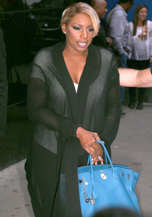NeNe Leakes Fired From Real Housewives Of Atlanta - Andy Cohen Sick of Her Big Mouth?