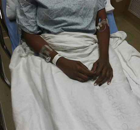 NeNe Leakes' Blood Clot Health Scare: She's Lucky to be Alive! (PHOTO)