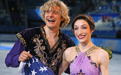 Nene Leakes Is Right: Meryl Davis and Charlie White Have An Unfair Advantage On DWTS (VIDEO)