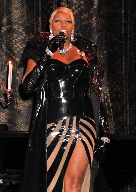 NeNe Leakes Performing In 'Zumanity'