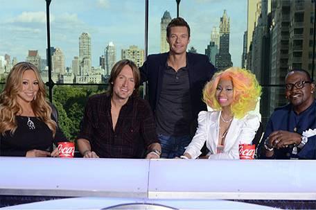 Report: Keith Urban Quitting American Idol Over Nicki Minaj and Mariah Carey's Feud