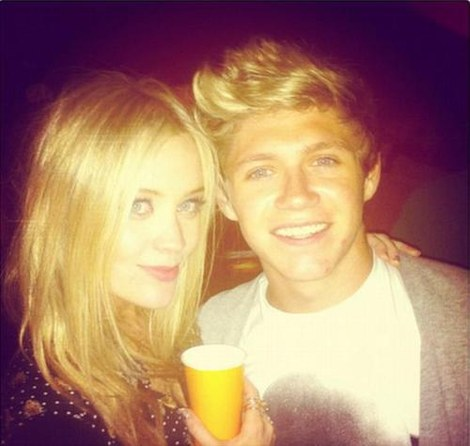 One Direction's Niall Horan And Laura Whitmore Hooking Up?