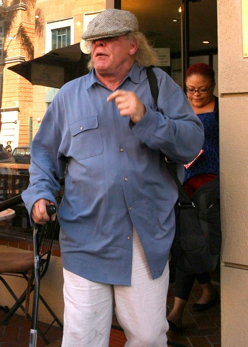Nick Nolte's Health Failing says Ex-Wife of Former Sexiest Man Alive
