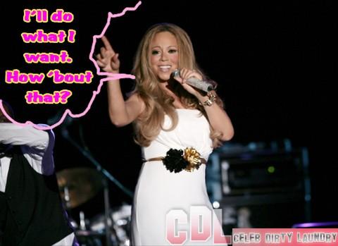 "Nick Cannon on Mariah Carey's American Idol Feud: ""My Wife Could Easily Knock Out Nicki Minaj"""