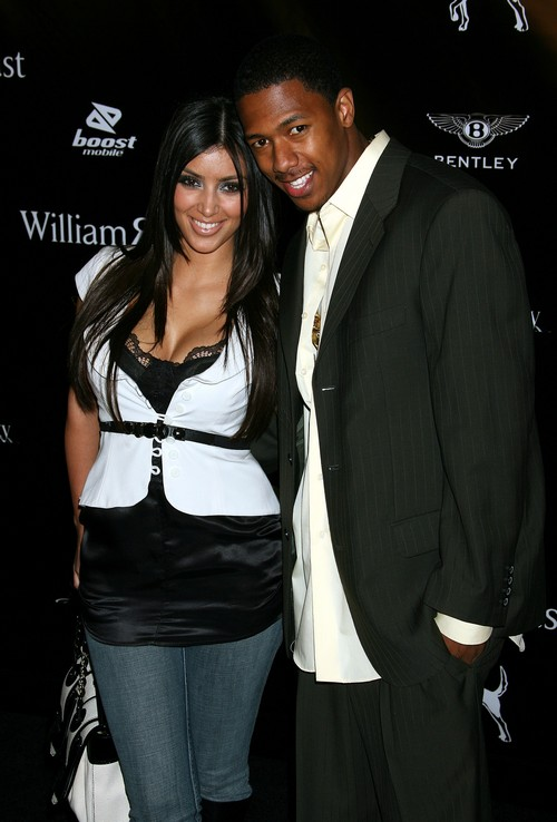 Kim Kardashian and Nick Cannon Planned A Kinky Marriage With Nick Cheating On Kim - See Photos Kim Would Prefer You Do Not!