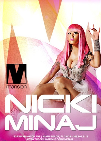 Nicki Minaj Plans 'Pink Friday' New Year's Eve Party
