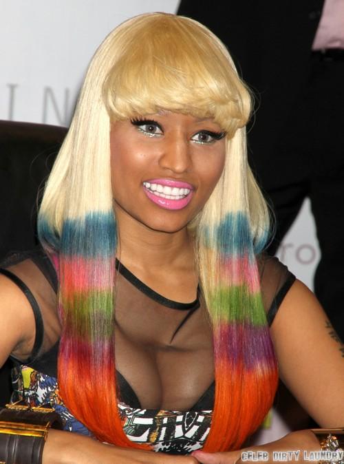 Nicki Minaj Whitening or Bleaching Her Skin - Is Nicki Lighter-Skinned Now? (PHOTOS)