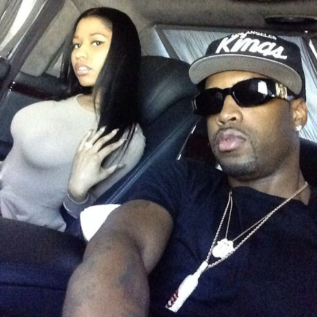 Nicki Minaj Married to Safaree Samuels: Celebrates 10 Year Anniversary in Cabo - See Wedding Ring (PHOTO)