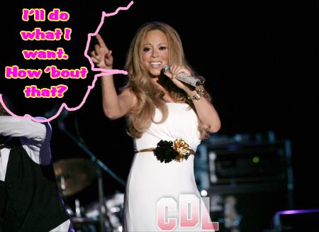 Mariah Carey Goes Ballistic After Nicki Minaj's American Idol Call