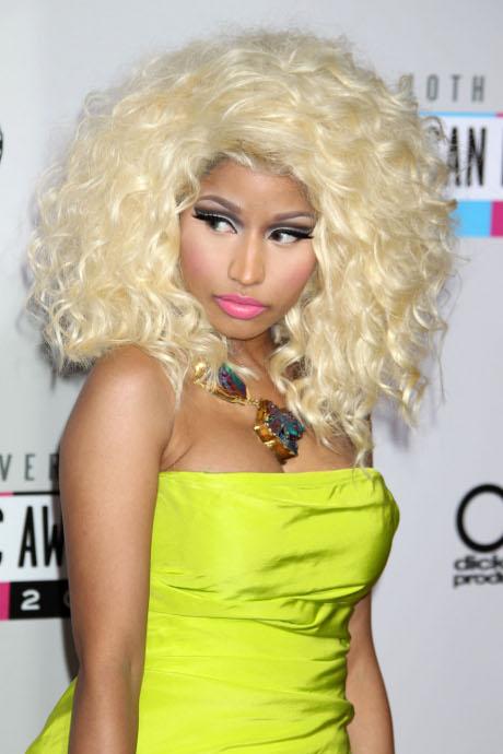Chris Brown, Nicki Minaj, Drake Brought their Fiery Attitudes to the American Music Awards