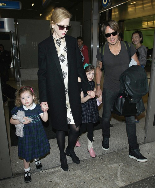 Keith Urban and Nicole Kidman Divorce Update: Plastic Surgery Obsession Driving Keith Away - Report