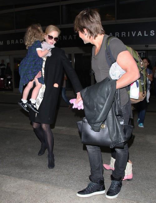 Nicole Kidman and Keith Urban Divorce - Trying To Reboot Her Career As Single Woman