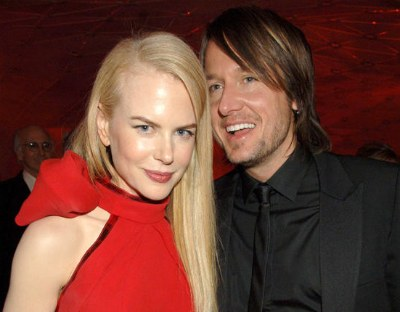 Nicole Kidman & Keith Urban Welcome Baby Faith