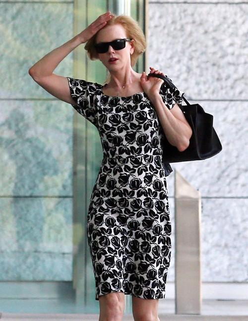 Nicole Kidman feared for life advise