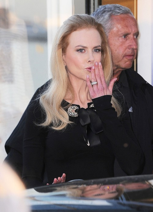 Nicole Kidman Divorce of Keith Urban: Looks For New Love In Cannes as Marriage Fails? (PHOTOS)