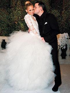 Nicole-Richie-Wedding-Dress