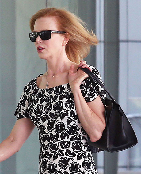 Nicole Kidman Slams Tom Cruise Marriage - Ignores Connor and Isabella for Mother's Day