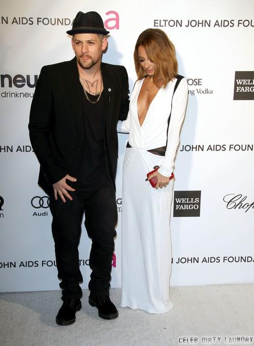 Nicole Richie, Joel Madden