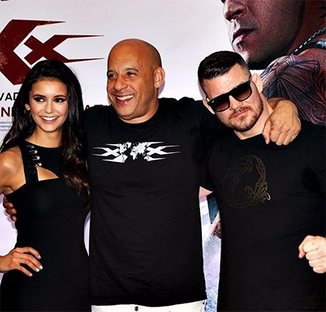 Nina Dobrev Parties With Vin Diesel In Brazil: Leaving 'The Vampire Diaries' Behind After Being Shunned By Producers?