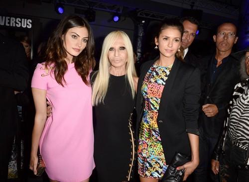 Nina Dobrev Crossover to The Originals - Qutting Vampire Diaires Over Ian Somerhalder?