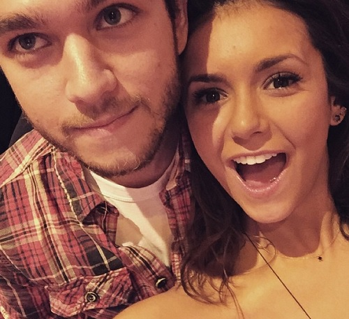 nina dobrev dating zedd selena gomez furious betrayal