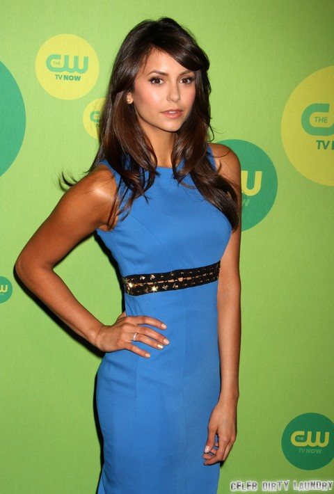 Nina Dobrev And Ian Somerhalder Reunite After Split