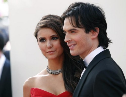 Nina Dobrev Admits Sleeping With Ian Somerhalder While Dating Derek Hough: TVD Couple Dating OPENLY Again