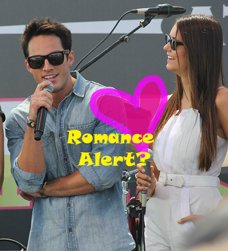 Nina Dobrev And Michael Trevino Reportedly Not Dating - But Their Casual Hookups Suggest Otherwise!